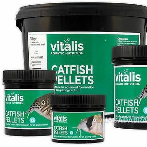 Bilde av Vitalis Catfish Pellets XS - 1.8kg