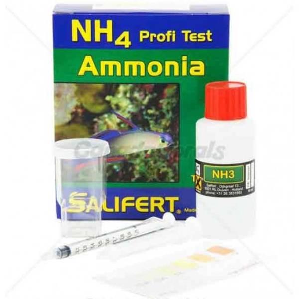 Bilde av Salifert - Amoniakk test NH4