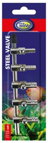 Bilde av Steel valve 5 output (5 way )