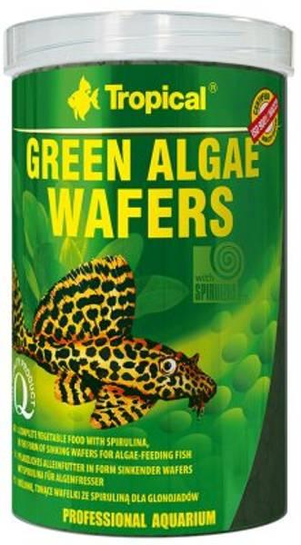Bilde av Tropical Green Algae Wafers 1000ml