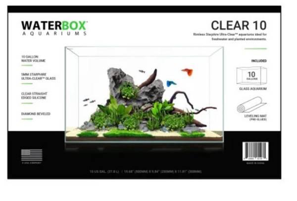 Bilde av Waterbox Clear 10