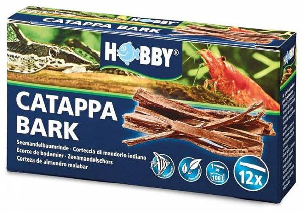 Bilde av Hobby Catappa bark, 20 g (12stk)