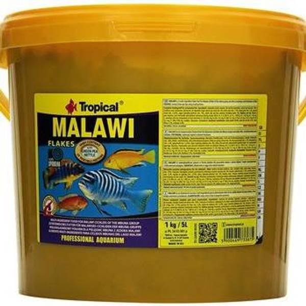 Bilde av Tropical Malawi Flakes 5000ml
