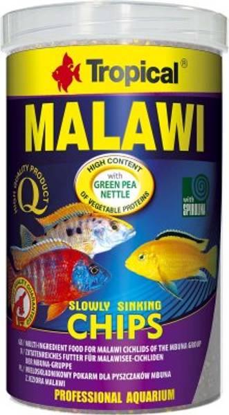 Bilde av Tropical Malawi Chips 1000ml